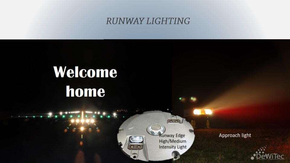 DEWITEC RUNWAY LIGHTING 2